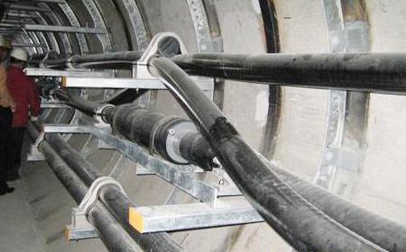 隧道管道电伴热